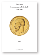 Overview on the coinage of Nicholas II, 1894-1917