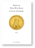 Overview on Peter III of Russia and his coinage